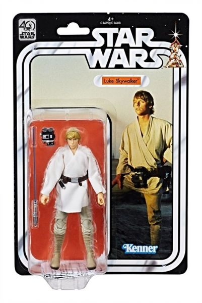 Star Wars The Black Series 40th Anniversary Luke Skywalker 15cm Actionfigur