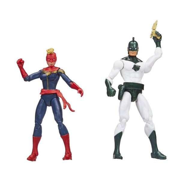 MARVEL LEGENDS SERIES COSMIC MARVELS 10cm ACTIONFIGUR 2-PACK