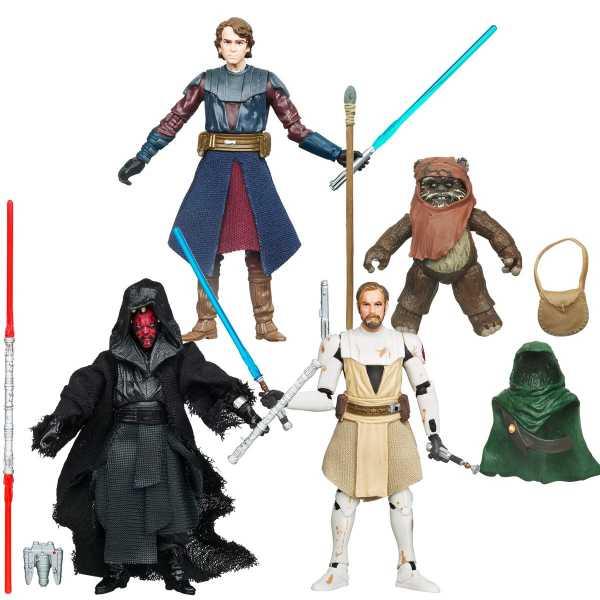 VORBESTELLUNG ! Star Wars The Vintage Collection 2020 Wave 3 Actionfiguren Komplett-Set