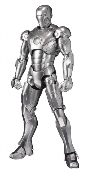 Marvel Iron Man Mark Ii Shfiguarts Actionfigur With Hall Of Armor