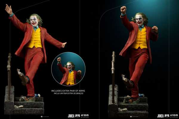 VORBESTELLUNG ! Joker 1/3 The Joker 75 cm Prime Scale Statue