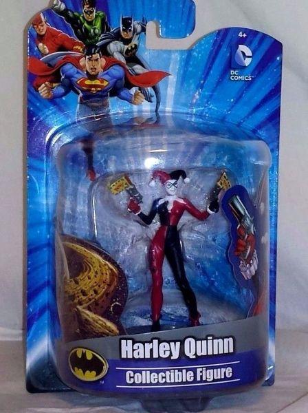 Harley Quinn 10cm PVC Figur