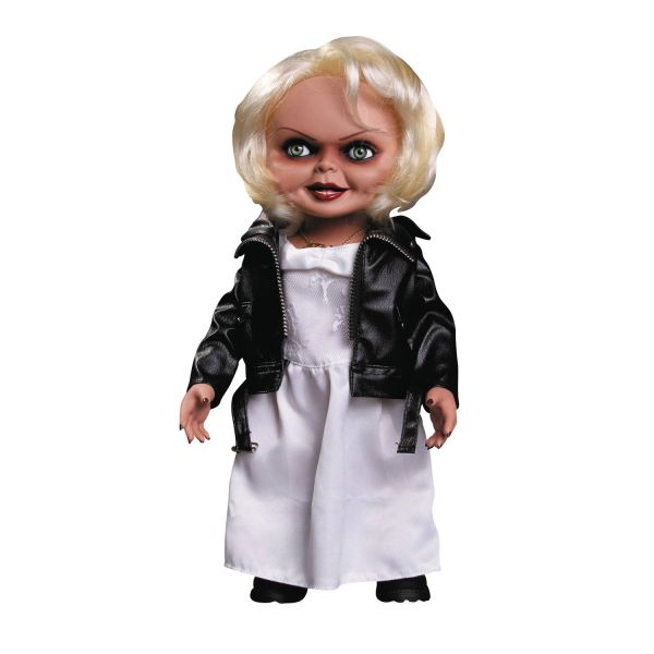 BRIDE OF CHUCKY TIFFANY 37,5 cm TALKING FIGUR