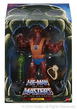 Masters of the Universe Filmation Clawful ACTIONFIGUR