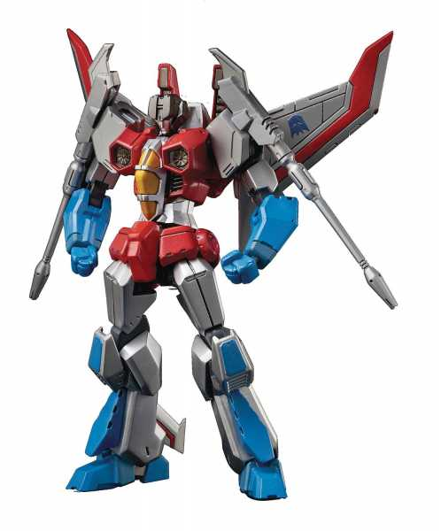 TRANSFORMERS STARSCREAM FURAI MODELLBAUSATZ