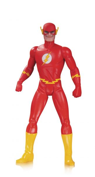 DC DESIGNER SERIES DARWYN COOKE THE FLASH ACTIONFIGUR