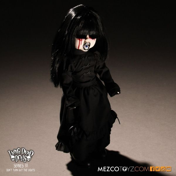 LIVING DEAD DOLLS SERIES 31 THE DARK PUPPE