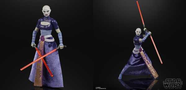 VORBESTELLUNG ! Star Wars The Black Series Asajj Ventress 6 Inch Actionfigur