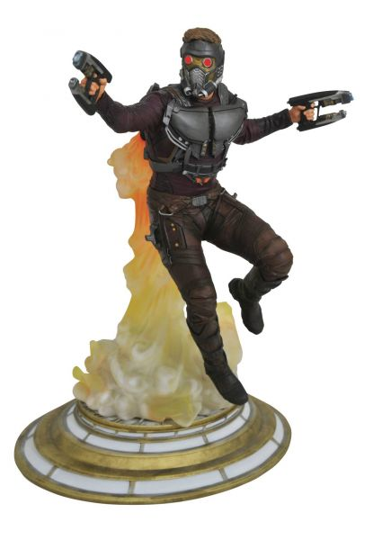 MARVEL GALLERY GUARDIANS OF THE GALAXY 2 STAR-LORD PVC STATUE