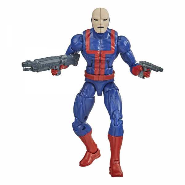VORBESTELLUNG ! Marvel Legends Series 2020 Hellfire Club Guard Exclusive 15 cm Actionfigur