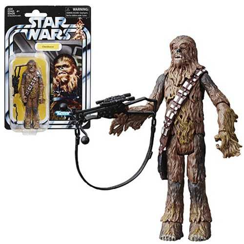 Star Wars The Vintage Collection 3 3/4-Inch Chewbacca Actionfigur