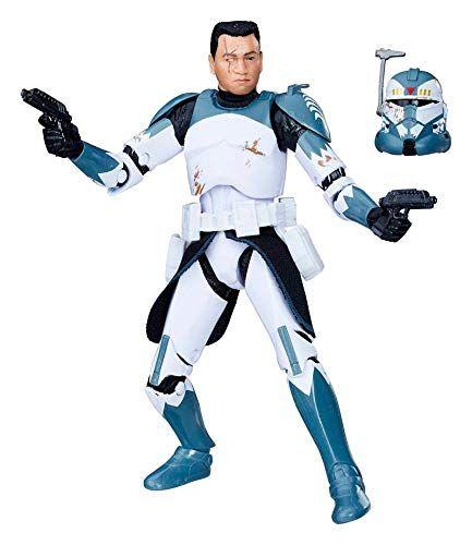 Star Wars Black Series Clone Commander Wolffe Actionfigur