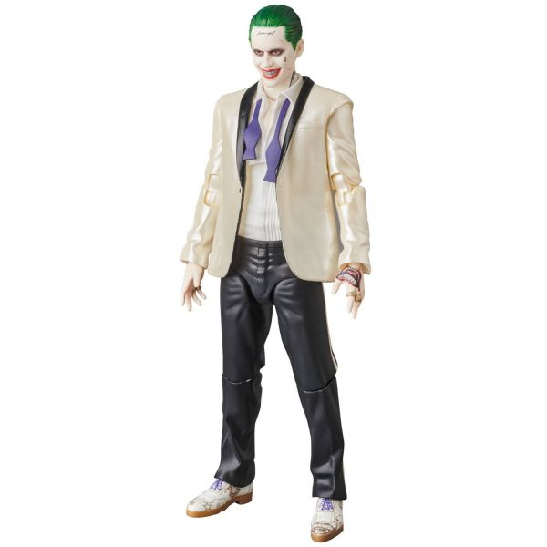 SUICIDE SQUAD JOKER MAF EX SUITS VERSION & HARLEY QUINN MAF EX DRESS VERSION ACTIONFIGUREN