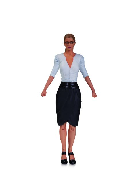 ARROW TV FELICITY SMOAK ACTIONFIGUR