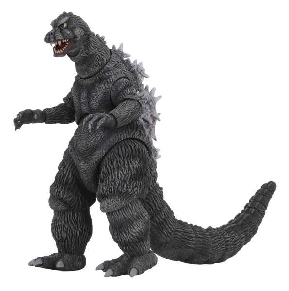 MOTHRA VS GODZILLA GODZILLA 1964 HEAD TO TAIL 30 cm LONG VERSION ACTIONFIGUR