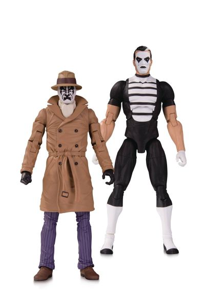 DOOMSDAY CLOCK RORSCHACH MIME AF 2 PACK