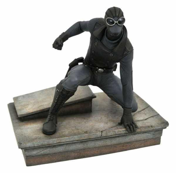 Spider-Man 2018 Marvel Video Game Gallery Spider-Man Noir Exclusive 18 cm PVC Statue