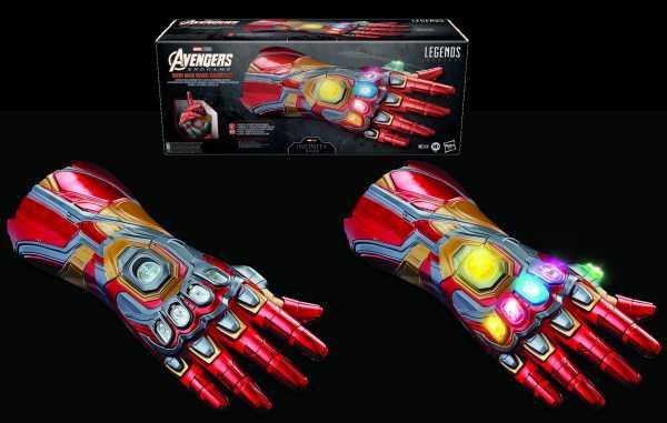 VORBESTELLUNG ! Marvel Legends Avengers: Endgame Nano Gauntlet Prop Replik