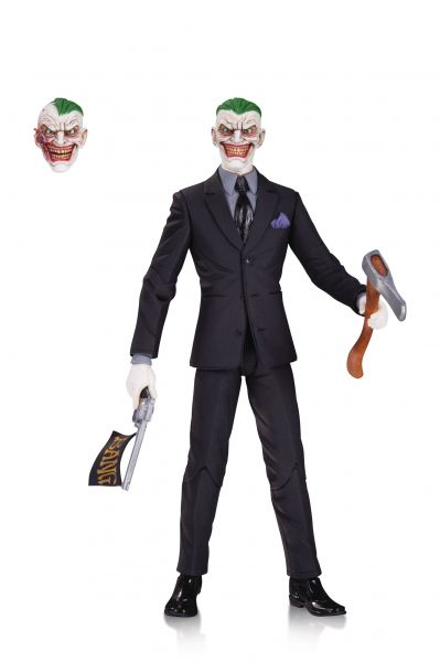 DC COMICS DESIGNER SERIES CAPULLO JOKER ACTIONFIGUR