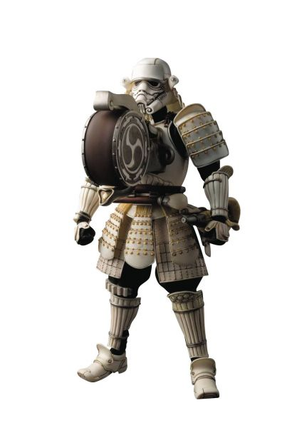Star Wars Movie Realization Taikoyaku Storm Trooper Actionfigur