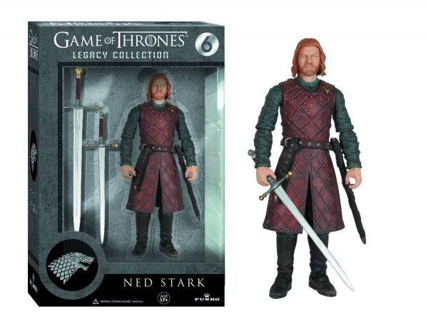 LEGACY GAME OF THRONES NED STARK ACTIONFIGUR