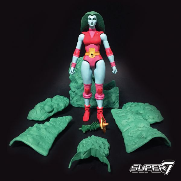 MASTERS OF THE UNIVERSE COLLECTOR'S CHOICE WAVE 2 GRANITA