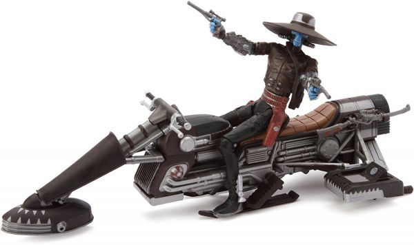 Star Wars Pirate Speeder Bike + Cad Bane Set
