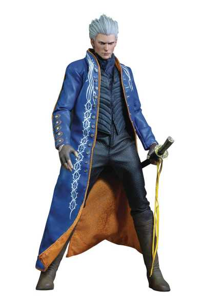 DEVIL MAY CRY III VERGIL 1/6 ACTIONFIGUR