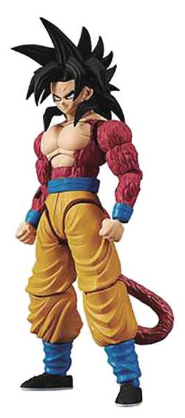 DRAGON BALL GT SS4 SON GOKU FIGURE-RISE STANDARD MODELLBAUSATZ NEW PACKAGING VERSION