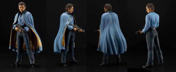 Star Wars Episode IV 1/10 Lando Calrissian 18 cm ARTFX+ Statue