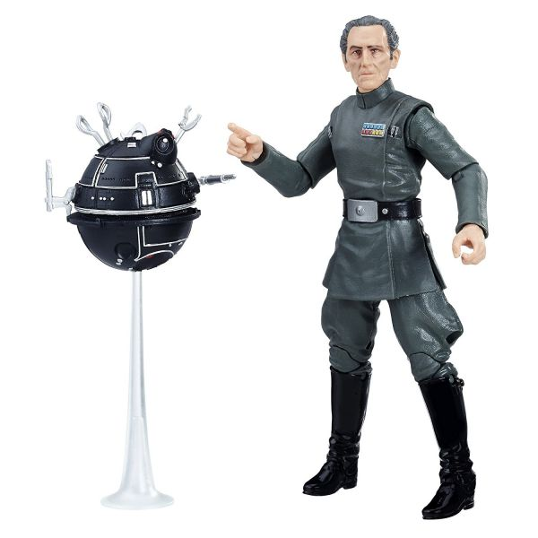 Star Wars Black Series Grand Moff Tarkin Actionfigur