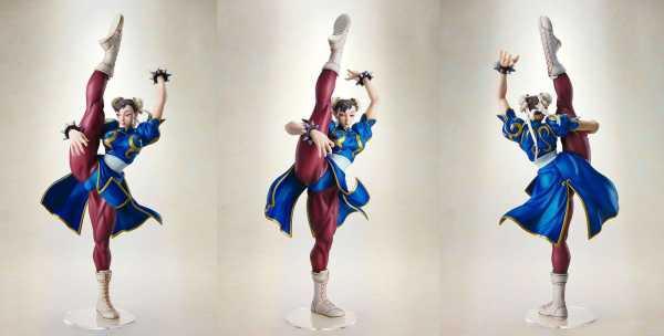 VORBESTELLUNG ! Street Fighter Capcom Figure Builder Creators Model Chun-Li 42 cm PVC Statue