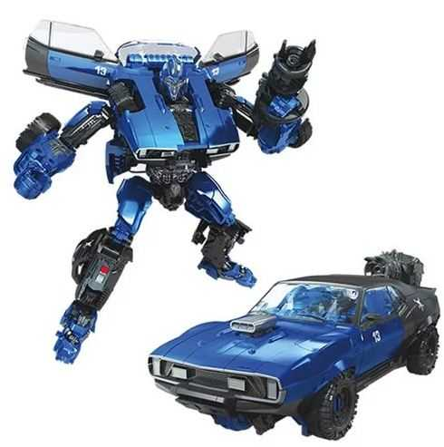 TRANSFORMERS GENERATIONS STUDIO SERIES DELUXE DROPKICK VERSION 2 ACTIONFIGUR