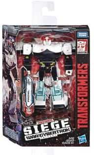 TRANSFORMERS GENERATIONS WAR FOR CYBERTRON: SIEGE DELUXE PROWL ACTIONFIGUR