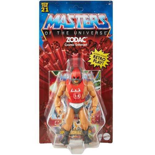 VORBESTELLUNG ! Masters of the Universe Origins Zodac Actionfigur US Version