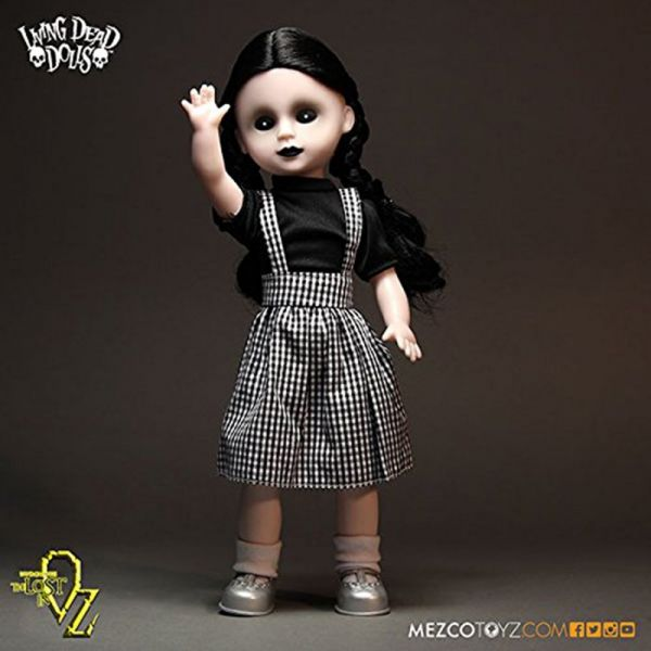 LIVING DEAD DOLLS IN OZ DOROTHY PUPPE
