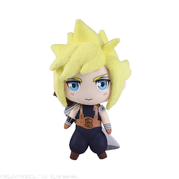 FINAL FANTASY SERIES FINAL FANTASY VII CLOUD STRIFE MINI PLÜSCHFIGUR