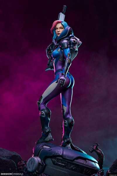 VORBESTELLUNG ! Sideshow Originals Bounty Hunter: Galactic Gun For Hire 48 cm Statue