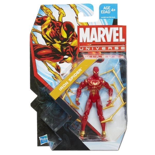 MARVEL UNIVERSE IRON SPIDER-MAN 10cm ACTIONFIGUR