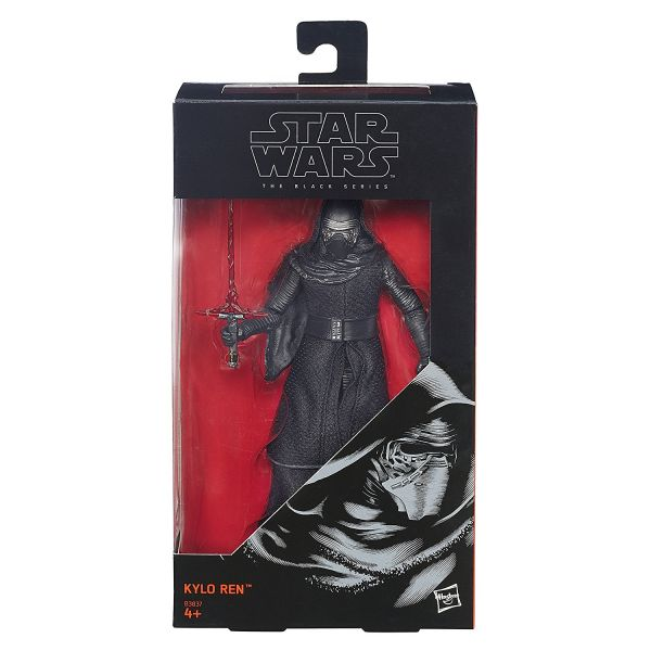 Star Wars Black Series Kylo Ren Actionfigur