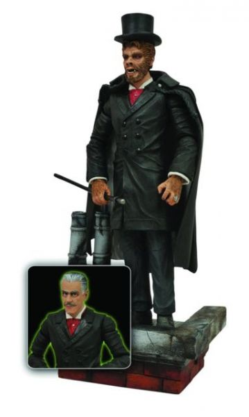 UNIVERSAL MONSTERS SELECT JEKYLL & HYDE ACTIONFIGUR