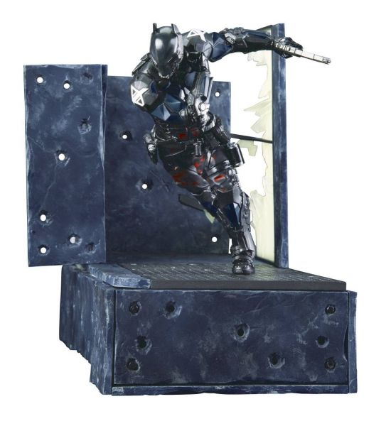 BATMAN ARKHAM KNIGHT GAME ARKHAM KNIGHT ARTFX+ STATUE