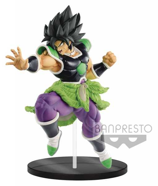 DRAGON BALL SUPER MOVIE ULTIMATE SOLDIERS BROLY FIGUR