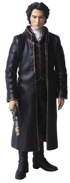 Sleepy Hollow Ichabod Crane Johnny Depp Tim Burton UDF Medicom Figur