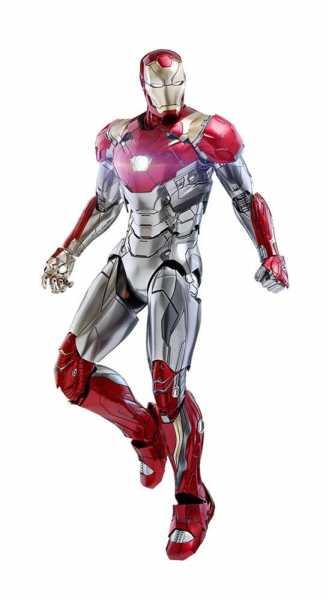 VORBESTELLUNG ! Movie Masterpiece 1/6 Iron Man Mark XLVII Reissue 32 cm Diecast Actionfigur