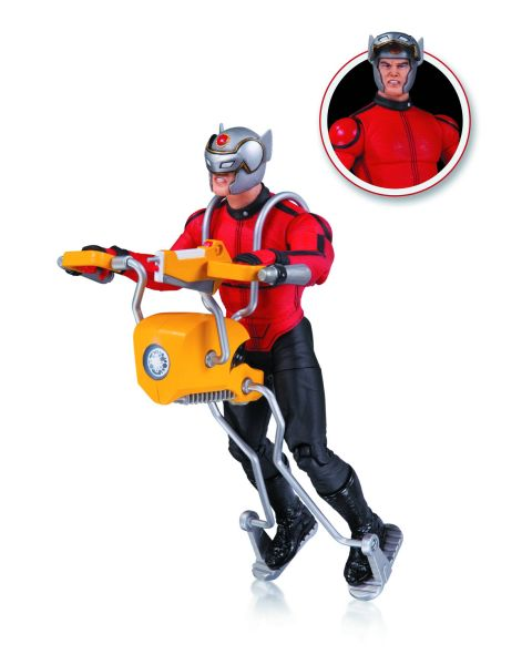 DC COMICS NEW 52 ORION WITH ASTRO HARNESS ACTIONFIGUR