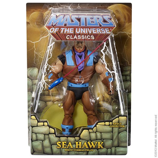 Masters of the Universe® Sea Hawk ACTIONFIGUR
