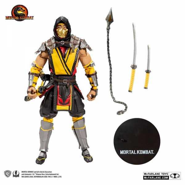 VORBESTELLUNG ! Mortal Kombat 11 Scorpion 18 cm Actionfigur