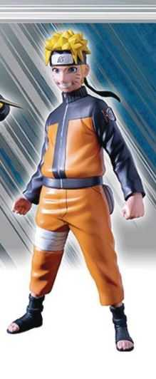 VIZ COLLECTION SERIES 1 NARUTO FIGUR