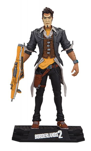 BORDERLANDS HANDSOME JACK 17,5 cm ACTIONFIGUR